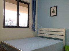 全新装修,两室一厅一卫,环境干净卫生,房间宽敞