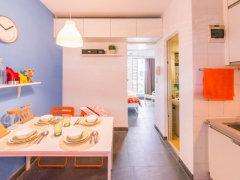 整租,幸福小城,1室1厅1卫,50平米