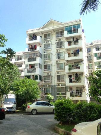首付14万买丽江花园精美3房100平米孝心楼层 双阳台采光好
