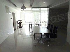 海景国际 中骏天峰200平办公室带全套办公设备紧急出租中