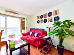 整租,精装修,桃花园,1室1厅1卫,47平米