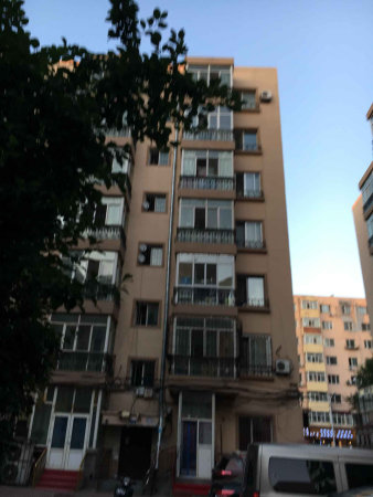 八栋楼三辅街三室一厅使用87米售86万紧邻祖研中山国际年限新图片
