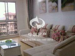 花城二期  豪华装潢  通透三房 适合一家人居住 随时看房!