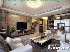 长宁西郊豪装大平层,高档家具,保养好,全屋地暖,随时看房