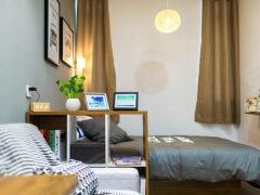 整租,财富广场,1室1厅1卫,50平米