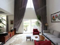 西郊国宾板块+豪华装修中央空调地暖+带500平私家花园