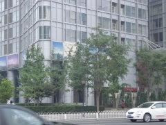 独家房源财富中心高层两居室真正做到拎包入住 本月必租房