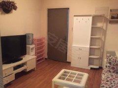 整租,文泰尚城押一付一,1室1厅1卫,精装修。