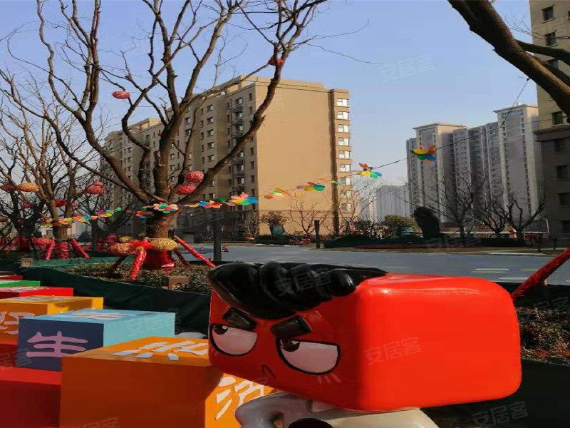 鲁能泰山7号小区实景图
