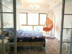 整租,东方不夜城,1室1厅1卫,48平米