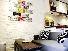 整租,保利一号,1室1厅1卫,45平米