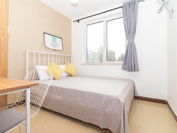 精装修欧式公寓 家电齐全 整租一居室 拎包即住