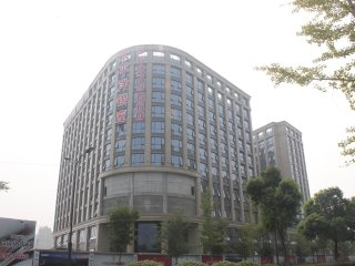 杭州东站黄金地段,国际级写字楼,高端大气国际化,现房出售高清图片