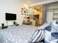 整租,双龙南街万通国际,1室1厅1卫,52平米