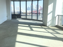 西站兰州中心198平米纯写字楼 大开间 随时看房