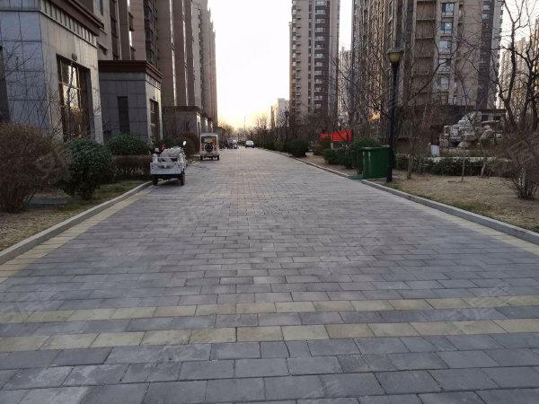 荣盛兰亭苑户型图实景图片