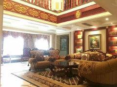 长宁西郊国宾馆龙、脉地段 豪装独栋别墅 随时看房 直租免、佣