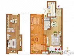 开发商新房销售!不是二手房!只卖不出租!77平米  64万