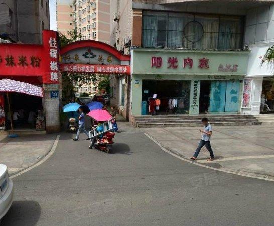 彩泉街户型图实景图片