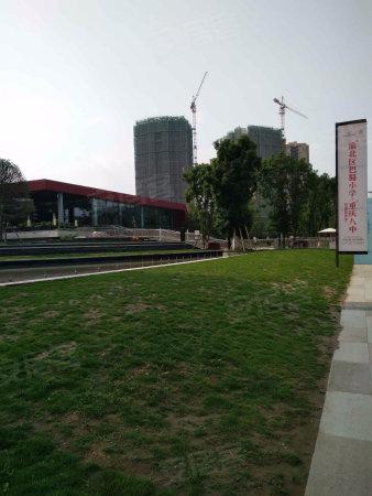 360万方中央轨道站商圈小学旁带巴蜀公园和八福田小学皇岗