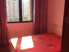 中港翡翠城 1800元 3室1厅1卫 精装修,家具电器齐全非