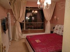 玫瑰园 精装两居 全家具家电 温馨干净生活出行方便 拎包即住
