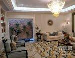 杭州湾唯一准超高豪华别墅,赠送现房200百,墙纸挑通透性强45cm有多长花园图片
