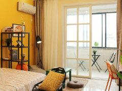 整租,幸福人家,1室1厅1卫,52平米