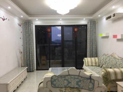 星河丹堤3房2厅2卫 带家私家电精装修 无甲醛 业主诚心出租