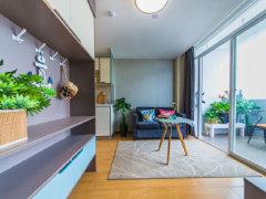 整租,山水华庭,1室1厅1卫,50平米