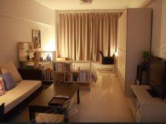 翠竹苑1室1厅1卫,押一付一,精装修。