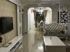 东方海德堡 花园洋房 3房仅租3500 欧式装修 随时看房