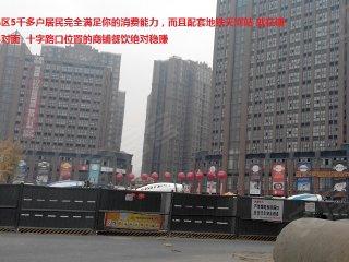 犀浦夜市口 人气最佳地段 餐饮火锅健身房首选自身5000户人图片