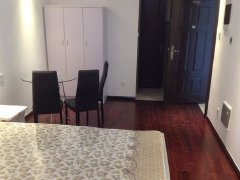 整租,中央瀚邸,1室1厅1卫,58平米