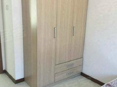 经典三居室 精装修 拎包就住  半年付 紫金江尚封闭小区