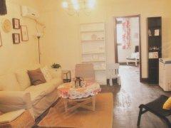 整租,花园小区,1室1厅1卫,45平米