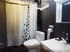 南海国际1室1厅1卫,押一付一,精装修。