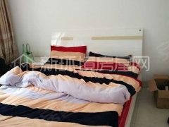 红旗广场旁豪华小区,玫瑰名城精装三室两厅低价出租,图为实拍