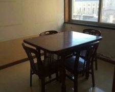 盛滨花园 1300元 2室2厅1卫 中装,家具电器齐全,有匙