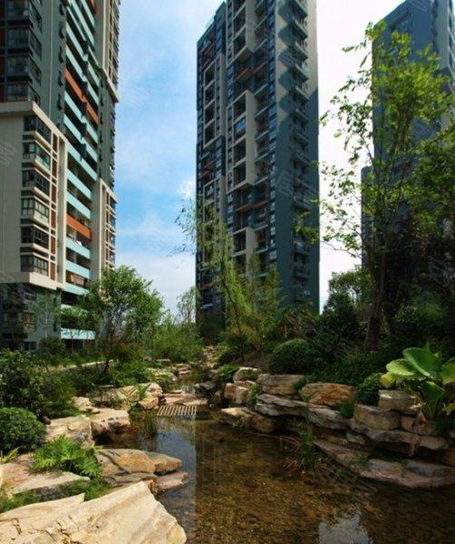 外景图,分布图,奥林匹克花园十期照片及环境情况 重庆好租 -奥林