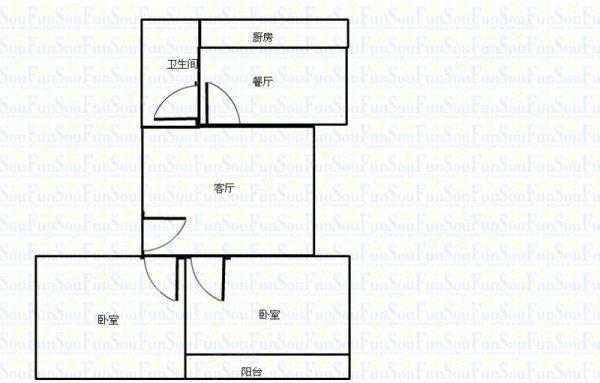 太原市化纤小区平面图