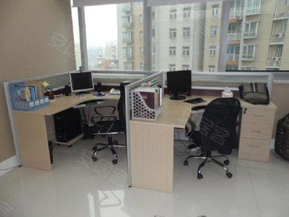 办公场所,青年创业理想之地,装修豪华.高清图片
