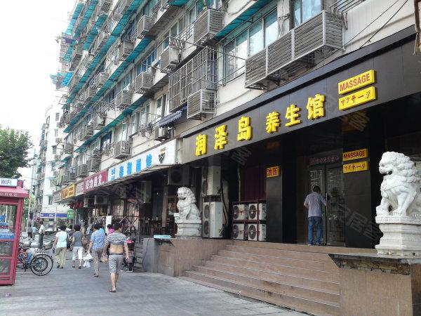 小商铺立面图图片 临沂商铺沿街楼出售,二层沿街商铺 效果图