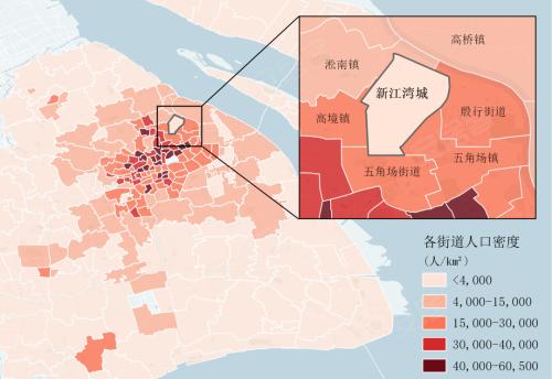 社区人口密度排名_各省人口密度排名