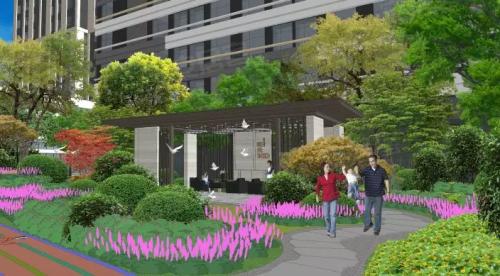 海绵城市公园植物设计