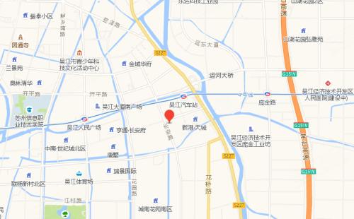 苏州楼盘 吴江 松陵 万科苏高新四季风景商业广场   自驾:项目自驾