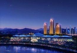国博会展江湾之上的瞰江高层 国博城高层G5户型分析