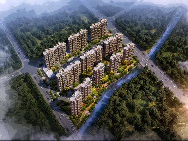 龙江县未来街区规划图