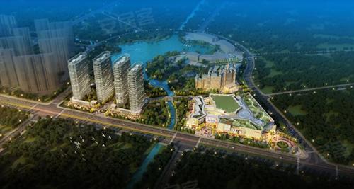 温州恒大逸合城 | 为龙港再造一座城