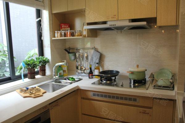 2平方厨房装修图